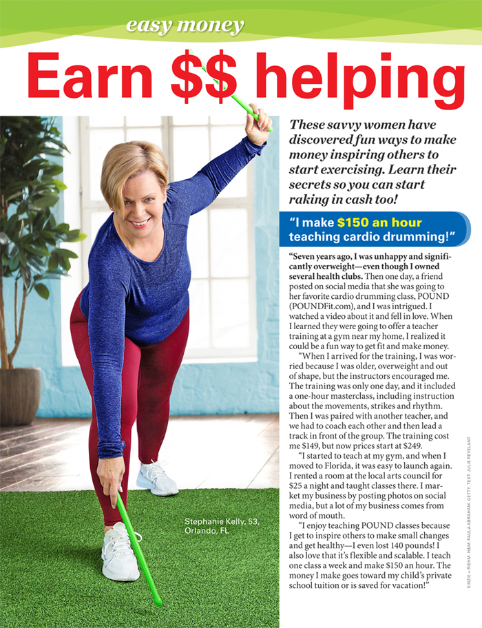 Helping Others Get Fit